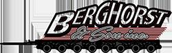 Berghorst & Son Inc Logo